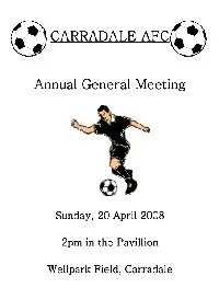 [Carradale AFC AGM 2008]
