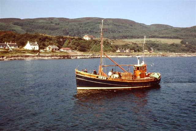 [Carradale Fishing Boat, 1972]